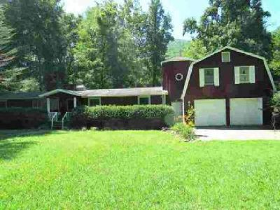 3368 Wayah Rd Franklin Three BR, Great family home or vacation