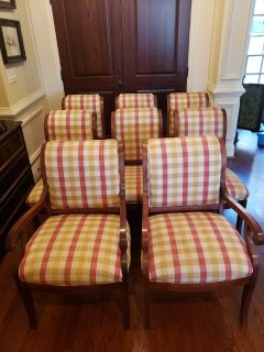 Sam Moore Traditional Dining Chairs
