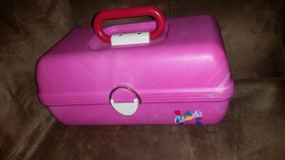 Vintage 1980s Caboodles Case with mirror