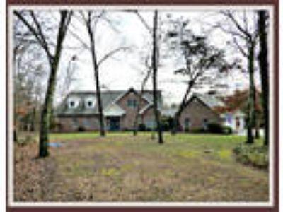 Brick Home Near Lake on 1.88 Acres