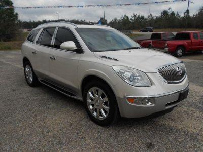 2011 Buick Enclave CXL-2 (White)