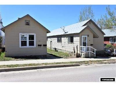 5 Bed 4 Bath Foreclosure Property in Rock Springs, WY 82901 - P St