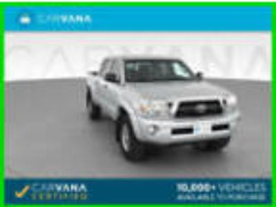 2011 Toyota Tacoma Tacoma Double Cab PreRunner Pickup 4D 5 ft 2WD ABS (4-Wheel)