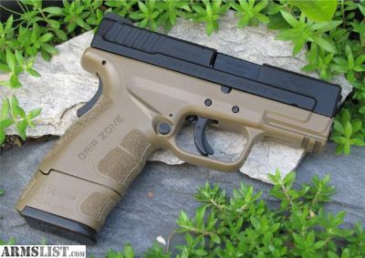 For Sale: SPRINGFIELD XD MOD2 - .45
