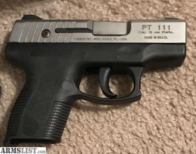 For Sale: Taurus Millennium Pro PT-111 (9mm)