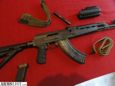 For Sale/Trade: YUGO M70B1 AK47