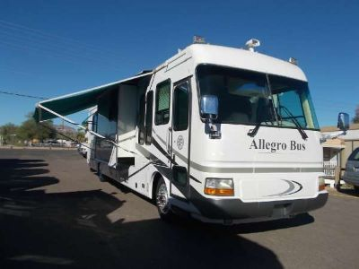 $59,900, Tiffin Motorhomes Allegro Bus Triple Slide Diesel