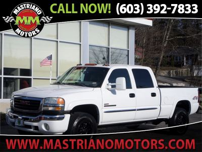 2004 GMC RSX Work Truck (White)