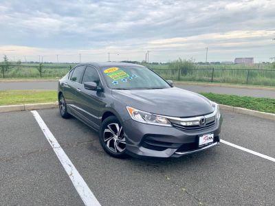 2016 Honda ACCORD SEDAN 4dr I4 CVT LX (Gray)