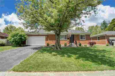 223 Ranchview Drive VANDALIA Two BR, Beautiful brick ranch with