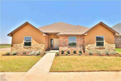 4134 Forrest Creek Court Abilene Four BR, beautiful new Four BR