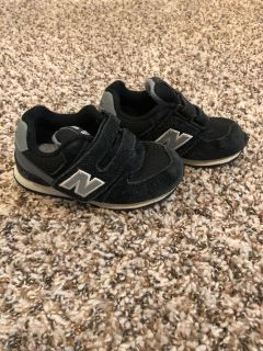 Size 7 toddler New Balance sneakers