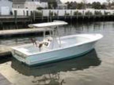 2000 Gillikin Custom Carolina 27 Center Console