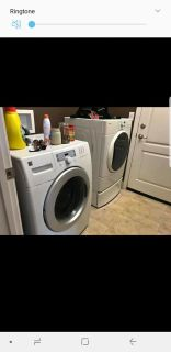 Kenmore washer and dryer gas