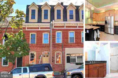 605 Clement St E Baltimore, Stunning Four BR/Four BA luxury