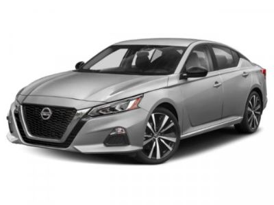 2019 Nissan Altima 2.5 SR (Brilliant Silver Metallic)