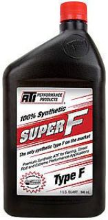 Find ATI 100001 Super F Trans Fluid 20 Weight motorcycle in Delaware, Ohio, United States, for US $8.57