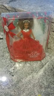 2018 Holiday Barbie Doll, 30th Anniversary NEW IN BOX