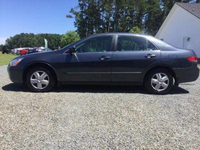 2005 Honda Accord LX (Grey)