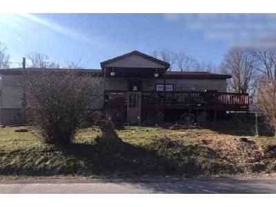 3 Bed 1 Bath Foreclosure Property in Danese, WV 25831 - 1/2 Chestnut Knob Rd