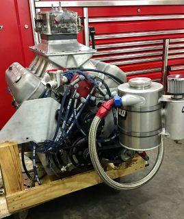 Splayed valve 400 inch 0 runs Fresh dyno time on
