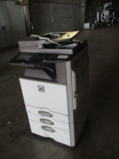 Sharp MX-M564N copier RTR#8074819-01,02