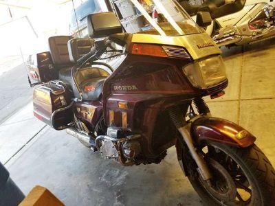 1986 Honda Goldwing 1200 Interstate