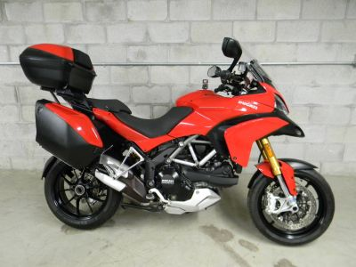 2012 Ducati Multistrada 1200 S Touring Touring Motorcycles Springfield, MA