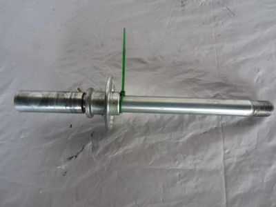 Find 06 Suzuki GSX 600F katana front wheel axle & spacers motorcycle in Indianapolis, Indiana, US, for US $27.89