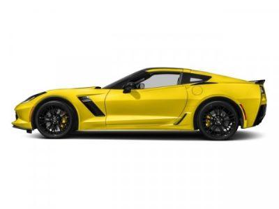2019 Chevrolet Corvette Z06 2LZ (Corvette Racing Yellow Tintcoat)