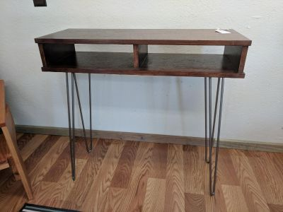 Mid-century Inspired Console Table