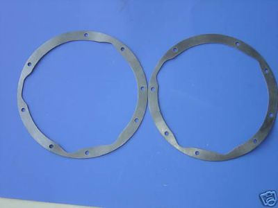 Buy 1940-41-42-46-1947-49-51-55-56-1957 PONTIAC HEADLIGHT BUCKET TO FENDER SEALS-PR motorcycle in Ross, Ohio, US, for US $8.99