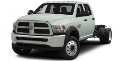 2017 RAM 5500 Chassis Cab Tradesman (Bright White Clearcoat)