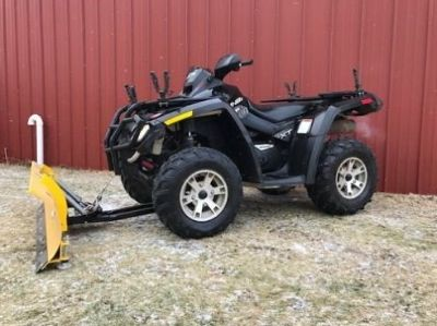 2009 Bombardier Can Am Outlander XT