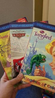Step into Reading Books Step 1