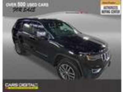 $28813.00 2018 JEEP Grand Cherokee with 44845 miles!