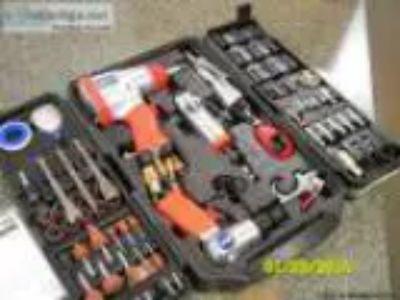 Mechanic air tool set