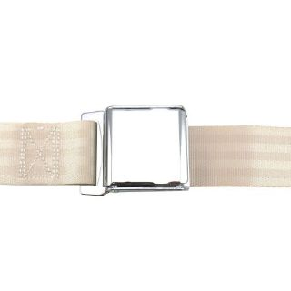 Buy 3Pt Off White Retractable Seat Belt Airplane Buckle - Eachsaftey belt saftey motorcycle in Portland, Oregon, United States, for US $80.96