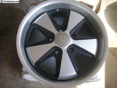 Single New EMPI 17 x 7 FUCH Alloy Wheel L TN