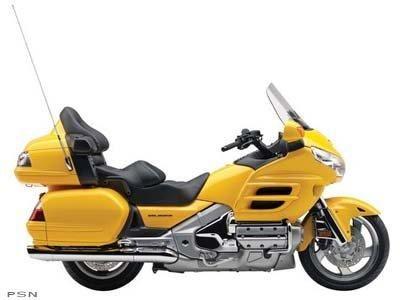 2010 Honda Gold Wing Audio Comfort Navi XM Touring Motorcycles Roca, NE