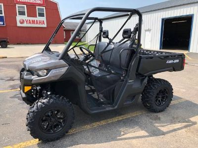 2018 Can-Am Defender DPS HD10 Side x Side Utility Vehicles Cambridge, OH
