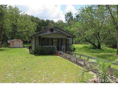 2 Bed 1 Bath Foreclosure Property in Bell, FL 32619 - Nw55th Ave
