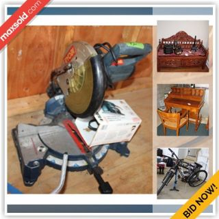 Hopewell Downsizing Online Auction -..