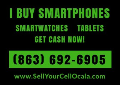 I Buy iPhones, Galaxy, Notes, Google Pixels, Tablets, And Smart Watches.