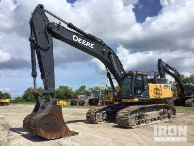 2015 John Deere 470G LC Track Excavator