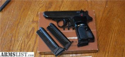For Sale: Walther Model PPK/S in .22 LR