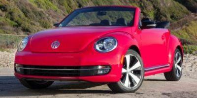 2014 Volkswagen Beetle TDI (Candy White W/ Black Top)