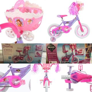 Huffy Disney 12 Princess Cruiser Bike