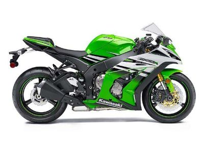 2015 Kawasaki Ninja ZX -10R ABS 30th Anniversary SuperSport Motorcycles Pahrump, NV