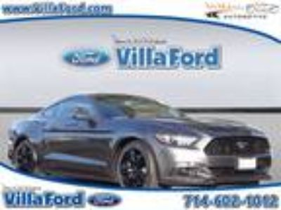 Used 2016 Ford Mustang Magnetic Metallic, 12.9K miles